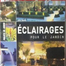 Libros: DECORACION DE JARDINES. Lote 238748315