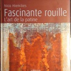 Libros: EL ARTE DE LA PATINA NIKO HIENCKES. Lote 238750515