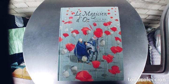 LIBRO LE MAGICIEN D,OZ ,FRANCES,EDITIONS NORD-SUD,TAPA DURA,103 PAGINAS,NUEVO, (Libros Nuevos - Idiomas - Francés)