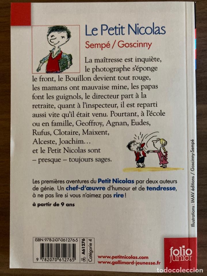 Libros: Le Petit Nicolas - Foto 2 - 243192850