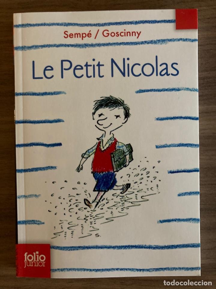 LE PETIT NICOLAS (Libros Nuevos - Idiomas - Francés)