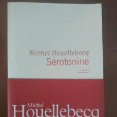 Libros: SÉROTONINE. Lote 245736175