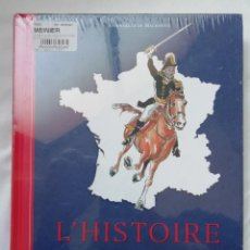 Livres: L'HISTOIRE DE FRANCE RACONTÉE POUR LES ÉCOLIERS - PRECINTADO - EN FRANCES. Lote 260529495