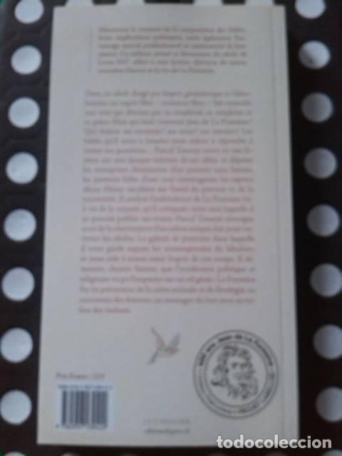 Libros: Et son epoque au fil des fables. Pascal Tonazzi. Jean de la Fontaine. Editions Degorce. 2021. - Foto 2 - 272787838
