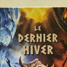 Libros: LE DERHIER HIVER. Lote 283109038