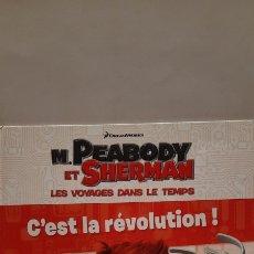 Libros: C'EST LA RÉVOLUTION. M. PEABODY ET SHERMAN. Lote 283110098