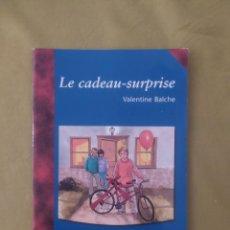 Libros: LE CADEAU-SURPRISE. Lote 284776958