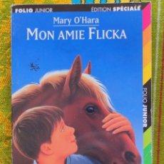 Libros: MON AMIE FLICKA. Lote 295425843