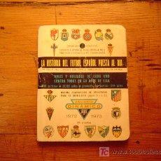 Coleccionismo deportivo: ANUARIO DINAMICO , AÑO 1972-73. Lote 11950043