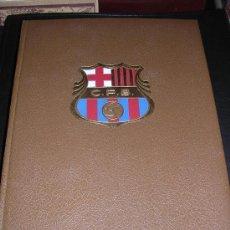Coleccionismo deportivo: HISTORIA DEL C.F.BARCELONA , BARÇA, BARÇA BARÇA. GRAN ENCICLOPEDIA VASCA 1971 BILBAO. Lote 21613287