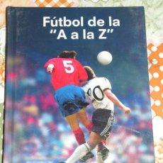 Coleccionismo deportivo: DICCIONARIO DE FUTBOL 176 PAGINAS. Lote 27078666