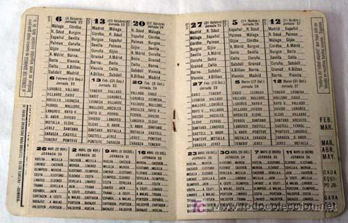 Coleccionismo deportivo: Anuario dinamico fútbol temporada 1971 - 1972 - Foto 2 - 6809952