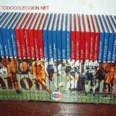Coleccionismo deportivo: LA COLECCIÓN DEL CENTENARIO BARÇA ED BARCANOVA. Lote 41427134