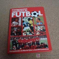Coleccionismo deportivo: CAMPEONATOS MUNDIALES DE FUTBOL, DE 1978.. Lote 17816214