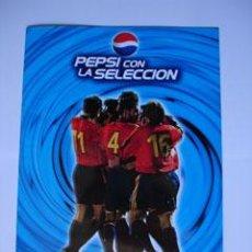 Coleccionismo deportivo: GUIA DE LA SELECCIÓN ESPAÑOLA - EUROCOPA 2000. Lote 19201491
