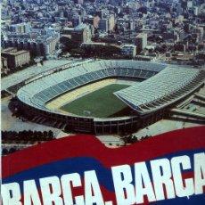 Coleccionismo deportivo: LIBRO HISTORIA FUTBOL CLUB BARCELONA, EDITADO EL AÑO 1975, LA GRAN HISTORIA DE UN GRAN CAMPEON . Lote 26058413