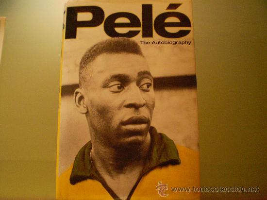 BIOGRAFIA DE PELE EN INGLES (Coleccionismo Deportivo - Libros de Fútbol)