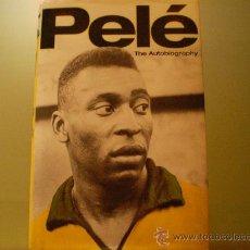 Coleccionismo deportivo: LLIBRO BOOKS BIOGRAPHY BIOGRAFIA DE FUTBOL DE PELE. Lote 13740136