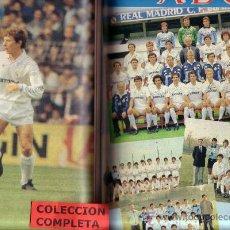 Coleccionismo deportivo: HISTORIA VIVA DEL REAL MADRID ABC CON 961 PAGINAS OBRA COMPLETA. Lote 15958141