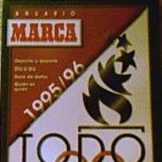Coleccionismo deportivo: ANUARIO MARCA TODO DEPORTE 1995-96. Lote 24073090