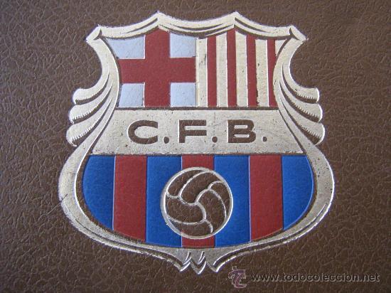 Coleccionismo deportivo: barça libro del cf barcelona f.c 1971 muy ilustrado con 416 paginas historia del club miren fotos - Foto 2 - 18757931