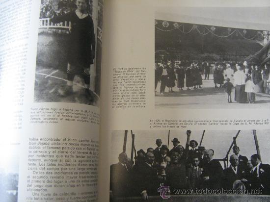 Coleccionismo deportivo: barça libro del cf barcelona f.c 1971 muy ilustrado con 416 paginas historia del club miren fotos - Foto 4 - 18757931