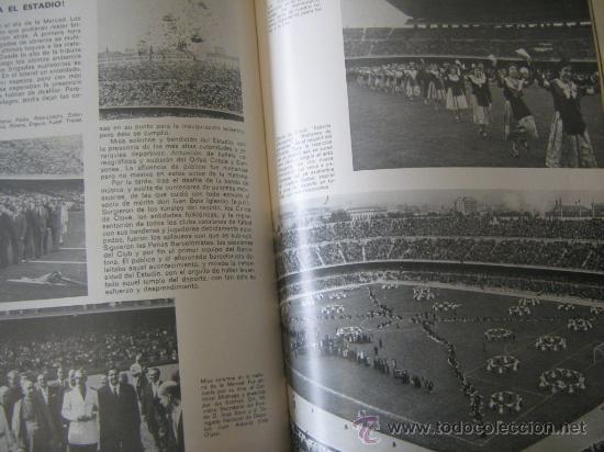 Coleccionismo deportivo: barça libro del cf barcelona f.c 1971 muy ilustrado con 416 paginas historia del club miren fotos - Foto 8 - 18757931
