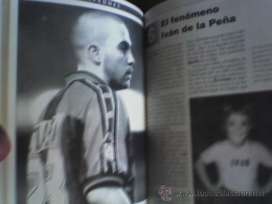 Coleccionismo deportivo: LA GRAN CANTERA DEL BARCA - FABRICA DE CAMPEONES, por Toni Frieros - España - 1996 - Foto 3 - 19090682
