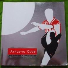 Coleccionismo deportivo: ATHLETIC CLUB LIBRO OFICIAL TEMPORADA 2002-2003 AVANCE TEMP. 2003-2004.EDITA ATHLETIC CLUB.VER FOTOS. Lote 30649542