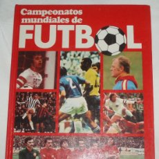 Coleccionismo deportivo: CAMPEONATOS MUNDIALES DE FUTBOL. Lote 206811586