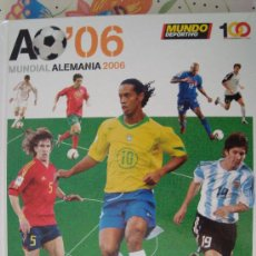 Coleccionismo deportivo: LIBRO MUNDIAL ALEMANIA 2006. Lote 25132547