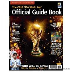 Coleccionismo deportivo: *** MUNDIAL 2010 - LIBRO GUIA OFICIAL FIFA COPA DEL MUNDO 2010 *** . Lote 21485739