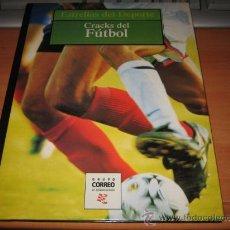 Coleccionismo deportivo: CRACKS DEL FUTBOL ESTRELLAS DEL DEPORTE . Lote 21572095
