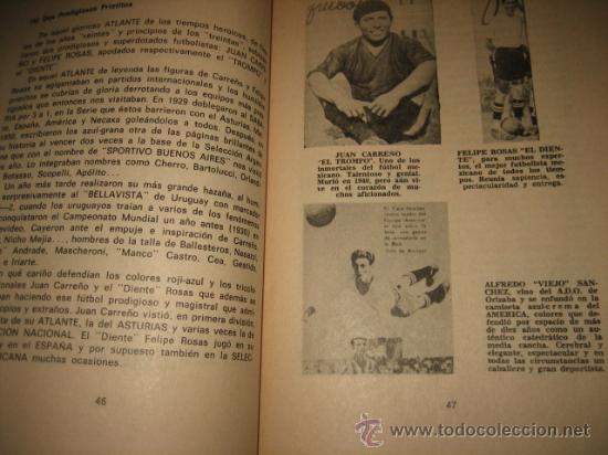 Coleccionismo deportivo: AMISTAD ENTRE PATADAS POR CARLOS ITURRALDE RIVERO 2ª EDICION NO TRAE FECHA - Foto 4 - 21714155