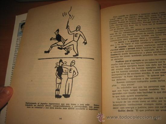 Coleccionismo deportivo: AMISTAD ENTRE PATADAS POR CARLOS ITURRALDE RIVERO 2ª EDICION NO TRAE FECHA - Foto 5 - 21714155