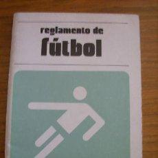 Coleccionismo deportivo: REGLAMENTO DE FUTBOL - EDITORIAL STADIUM - ARGENTINA - 2000. Lote 22769192