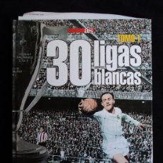 Coleccionismo deportivo: 30LIGAS BLANCAS. TOMO 1. DIARIO AS. 126 PAG. Lote 25062321