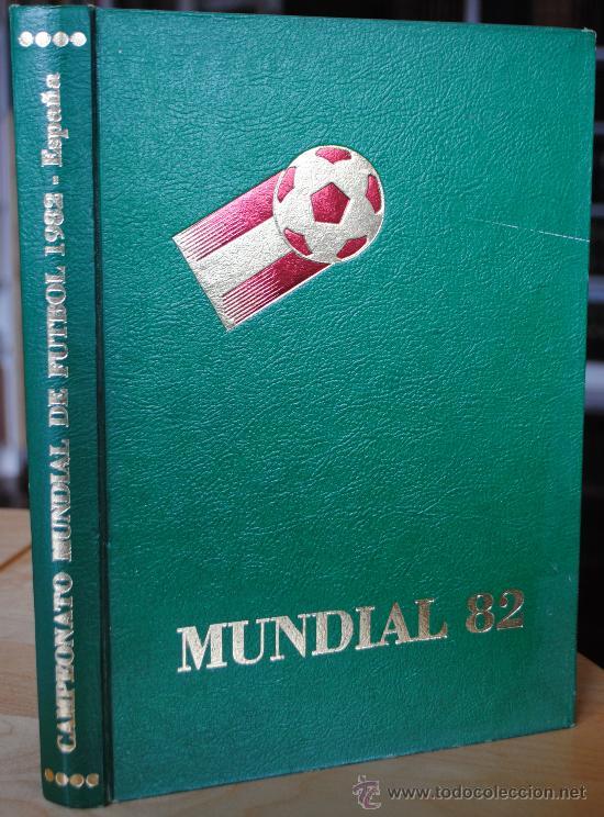 CAMPEONATO MUNDIAL DE FUTBOL 1982. HERALDO DE ARAGON. COMPLETO!!!!!!!!!! MUNDIAL 82 (Coleccionismo Deportivo - Libros de Fútbol)