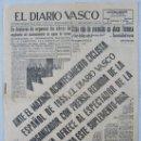 Coleccionismo deportivo: VUELTA CICLISTA A ESPAÑA 1955 - SUPLEMENTO GUIA DEL DIARIO VASCO. Lote 27141551