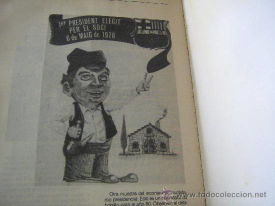 Coleccionismo deportivo: fc barcelona cf barça triomfant antologia de una inconcluencia castellano tapas fatigadas ver fotos - Foto 2 - 26797528