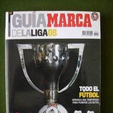 Coleccionismo deportivo: GUIA MARCA DE LA LIGA 08 2008 , Nº 13 AGOSTO 2007. Lote 213644158