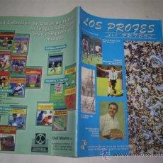 Coleccionismo deportivo: LOS PROFES DEL FÚTBOL. Nº 4 MAYO 1998 VV.AA. RM51669. Lote 28068191