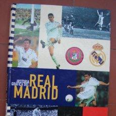 Coleccionismo deportivo: HISTORIA GRAFICA DEL REAL MADRID. AS. 1997. Lote 28265401