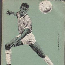 Coleccionismo deportivo: SECRETOS DEL REGLAMENTO DE FÚTBOL APROBADO POR LA FIFA. 1967. Lote 28507489
