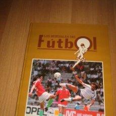 Coleccionismo deportivo: LOS MUNDIALES DE FUTBOL 1990. Lote 29645183