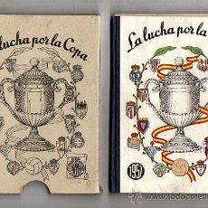 Coleccionismo deportivo: LA LUCHA POR LA COPA 1957 - AÑO II - EDICIONES DEPORTIVAS DINAMICO-ZARAGOZA. Lote 31011410