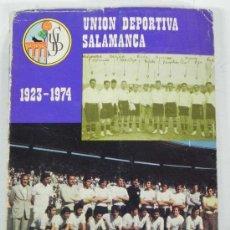 Coleccionismo deportivo: ANTIGUO LIBRO UNION DEPORTIVA SALAMANCA, FUTBOL DESDE 1923 - 1974, POR CARLOS GIL-PEREZ, ED. M.A.S. . Lote 31407905