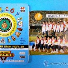Colecionismo desportivo: SUPER DINAMICO 1993-94 CON SUPLEMENTO. Lote 31707251