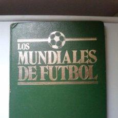 Coleccionismo deportivo: -LOS MUNDIALES -SEDMAY EDICIONES -230 PG-TOMO1 -1978. Lote 31832494