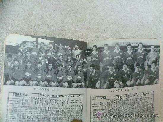 Coleccionismo deportivo: LIBRILLO DINAMICO FUTBOL. TOMO 25. TEMPORADA 1995-96 - Foto 2 - 32331113